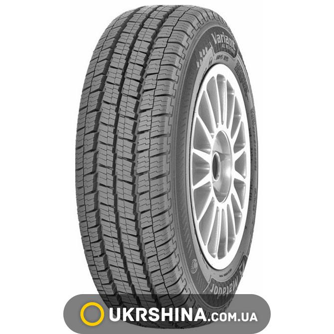 Всесезонные шины Matador MPS-125 195/75 R16C 107/105R