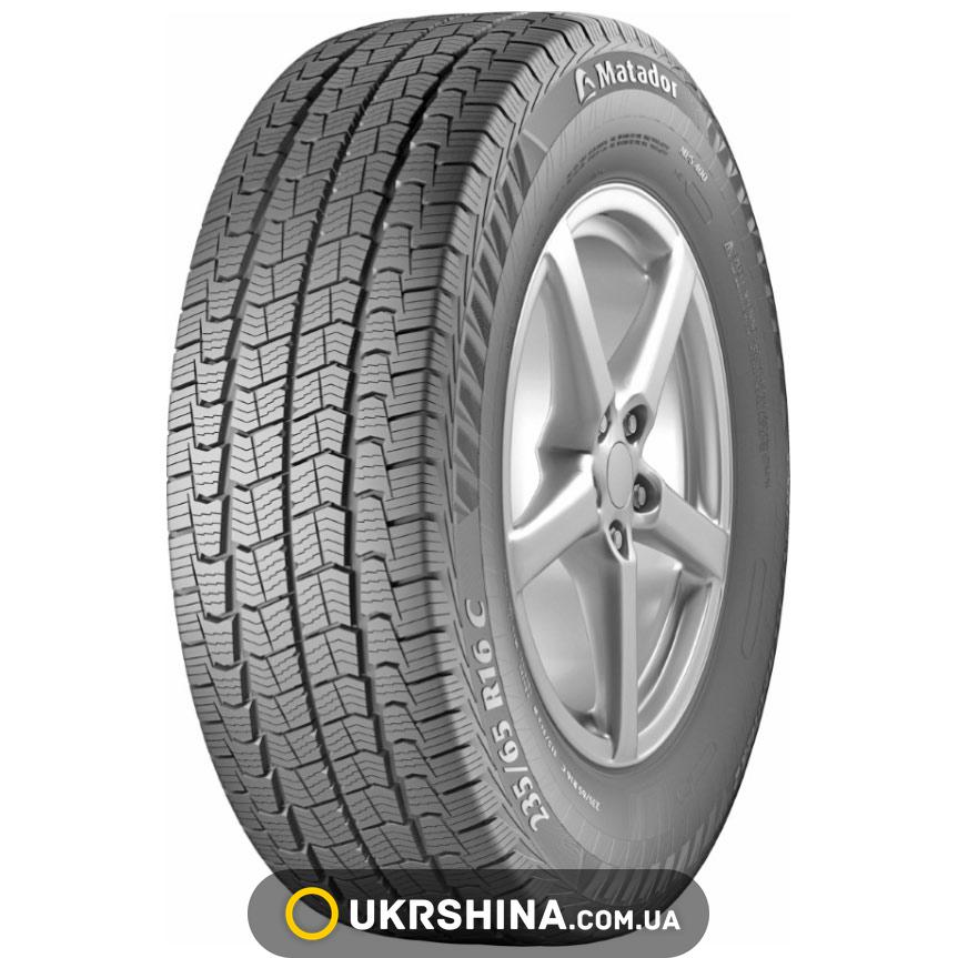 Всесезонные шины Matador MPS-400 Variant All Weather 2 205/65 R16C 107/105T