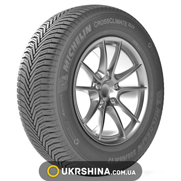 Всесезонные шины Michelin CrossClimate SUV 235/65 R17 108W XL