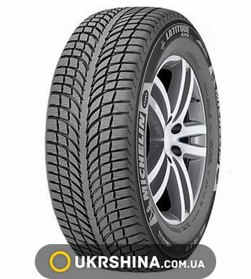 Зимние шины Michelin Latitude Alpin LA2