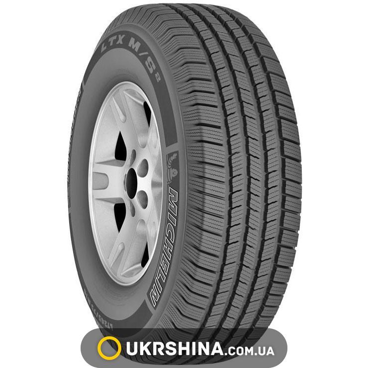 Всесезонные шины Michelin LTX M/S 2 275/65 R18 123/120R