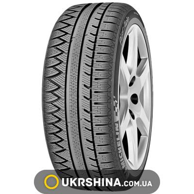 Зимние шины Michelin Pilot Alpin PA3