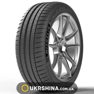 Летние шины Michelin Pilot Sport 4