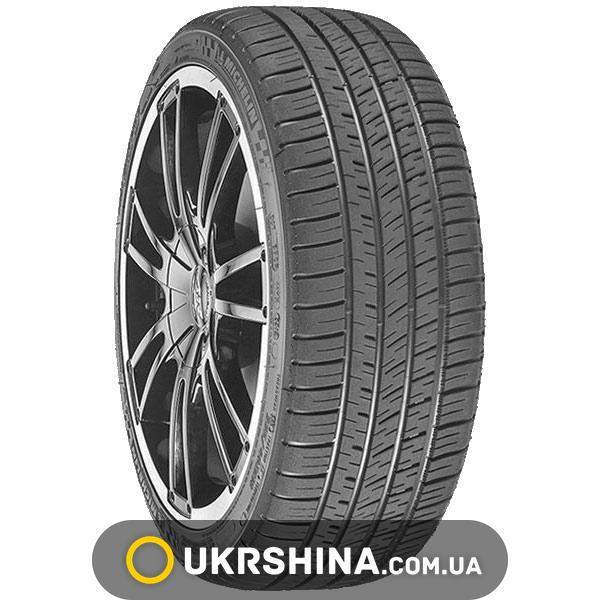 Всесезонные шины Michelin Pilot Sport A/S 3 245/45 R17 99V XL