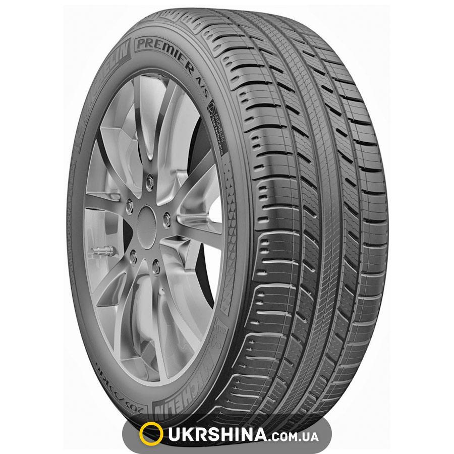 Всесезонные шины Michelin Premier A/S 235/55 R17 99H