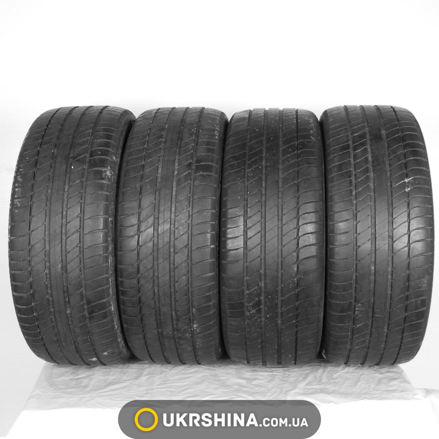 Летние бу шины Michelin Primacy HP 225/50 R17 94V (Испания, 2011, протектор 4 мм)