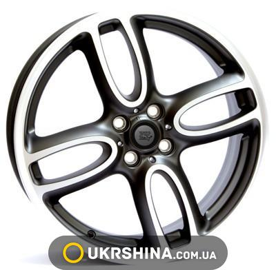 Литые диски WSP Italy Mini (W1651) Limited Edition W7 R18 PCD4x100 ET52 DIA56.1 black polished
