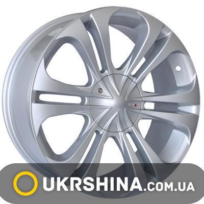 Литые диски Mi-tech MK-12 W8 R18 PCD5x112 ET40 DIA73.1 silver