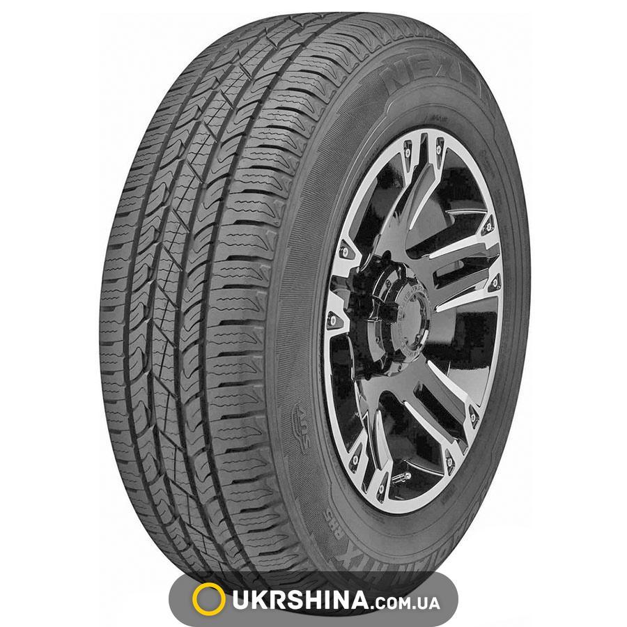 Всесезонные шины Nexen Roadian HTX RH5 245/55 R19 103T FR