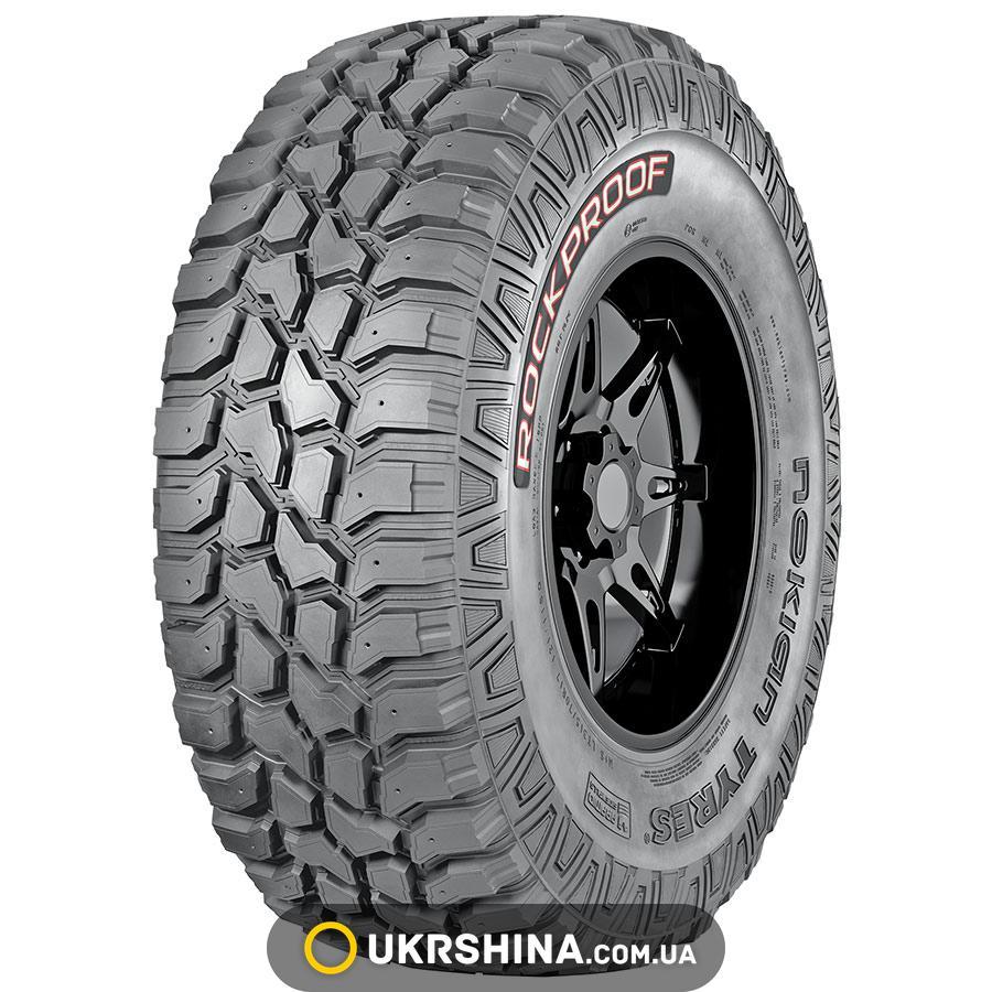 Всесезонные шины Nokian Rockproof 285/70 R17 121/118Q (под шип)