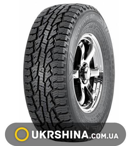 Всесезонные шины Nokian Rotiiva AT Plus LT265/70 R17 121/118S