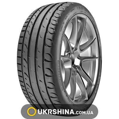 Летние шины Orium Ultra High Performance