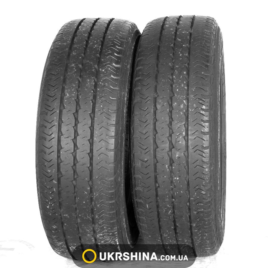 Летние бу шины Pirelli Chrono 215/70 R15C 109S (Турция, 2008, протектор 5,5 мм)