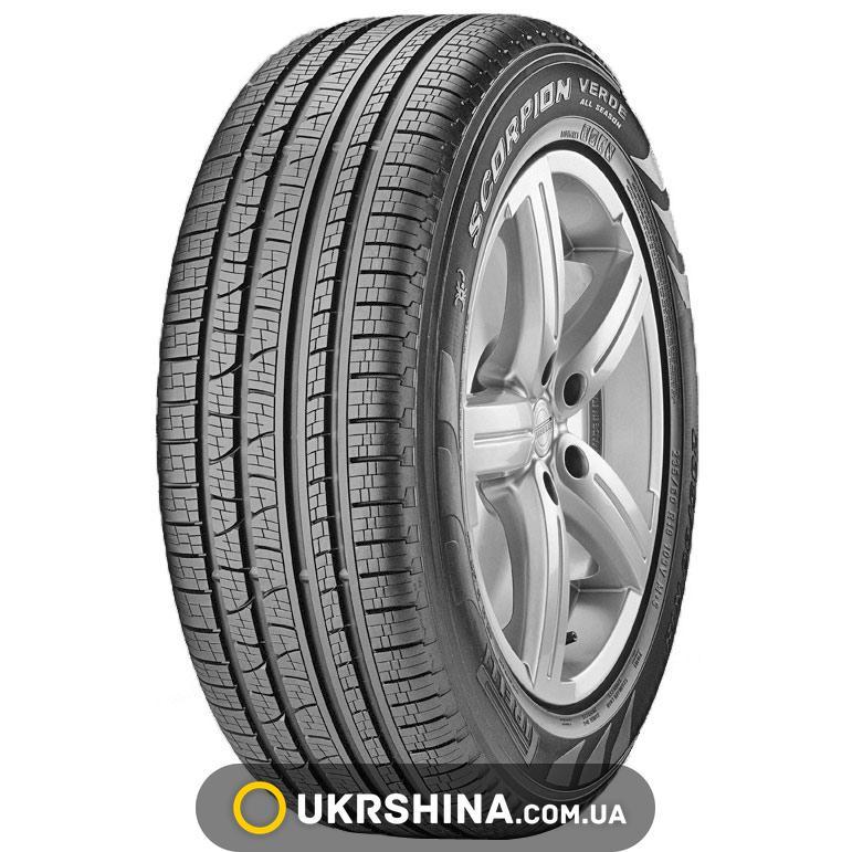 Всесезонные шины Pirelli Scorpion Verde All Season 255/55 ZR20 110W XL