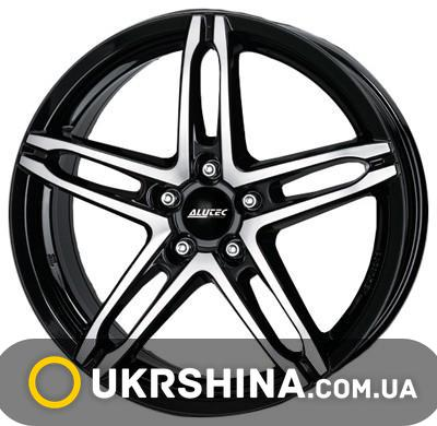 Литые диски Alutec Poison W7 R16 PCD5x114.3 ET38 DIA70.1 black MP