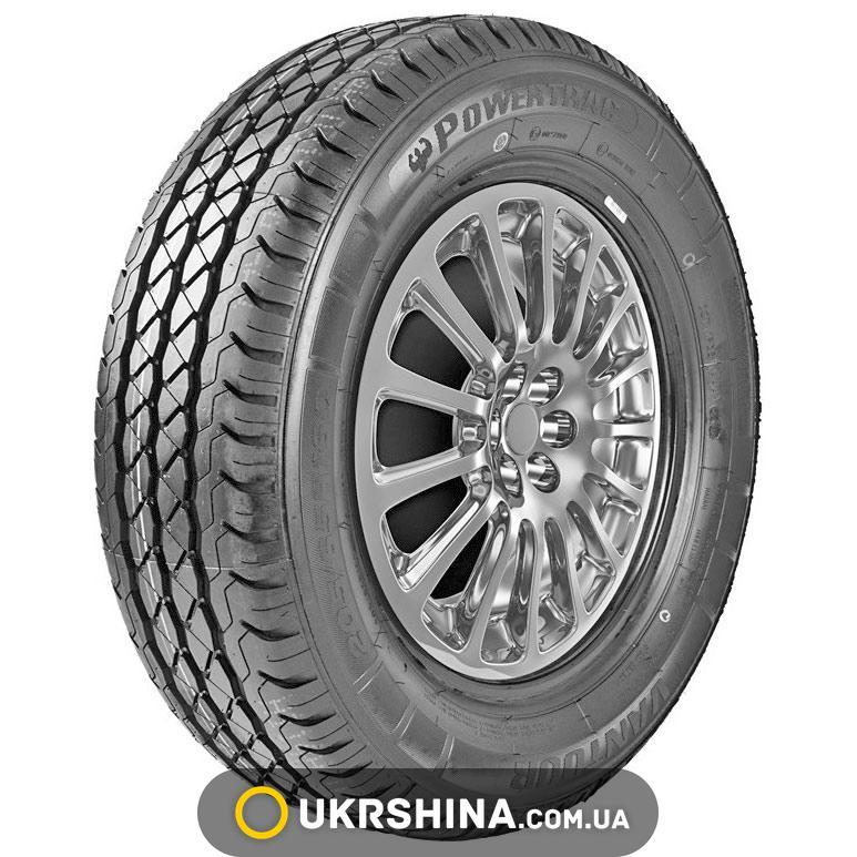 Всесезонные шины Powertrac Vantour 215/75 R16C 113/111R
