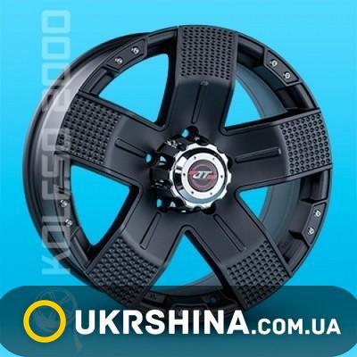 Литые диски JT R9305R BKL/M W9 R20 PCD6x139.7 ET20 DIA110.5