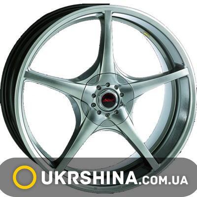 Литые диски Kosei Racer W8.5 R19 PCD5x100 ET35 DIA73.1