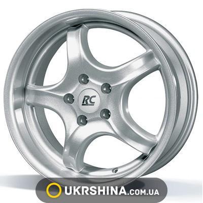 Литые диски RC Design RC-01 W5.5 R13 PCD4x108 ET37 DIA63.4 KS