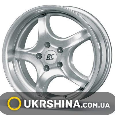 Литые диски RC Design RC-01 W6 R14 PCD4x108 ET38 DIA65.1 KS
