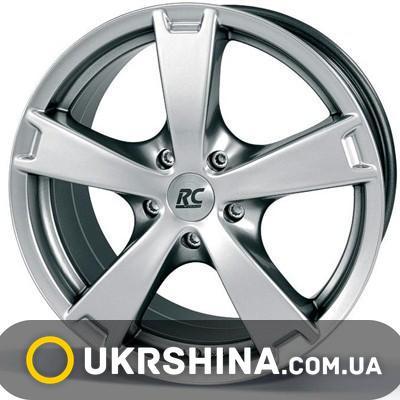 Литые диски RC Design RC-09 CSS1 W7.5 R16 PCD5x100 ET35 DIA72.6