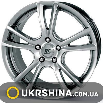 Литые диски RC Design RC-11 CSS1 W7 R16 PCD5x100 ET38 DIA72.6