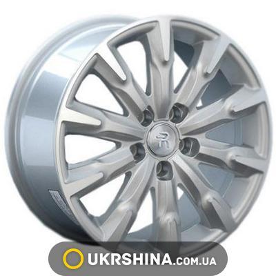 Литые диски Replay Audi (A46) W8 R17 PCD5x112 ET26 DIA66.6 FSF