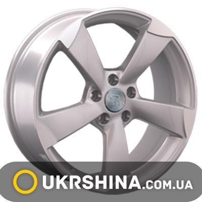 Литые диски Replay Audi (A56) W7.5 R17 PCD5x112 ET45 DIA66.6 BKF
