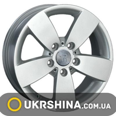 Литые диски Replay BMW (B134) W7 R16 PCD5x120 ET34 DIA72.6 silver