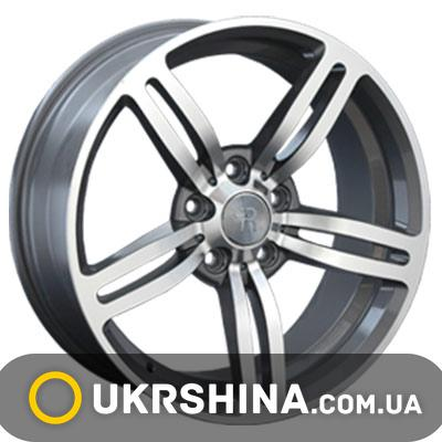 Литые диски Replay BMW (B58) W7 R15 PCD5x120 ET20 DIA72.6 BKF