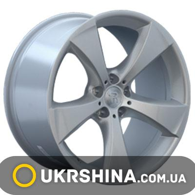 Литые диски Replay BMW (B74) W10 R19 PCD5x120 ET21 DIA72.6 silver