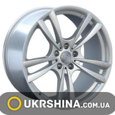 Литые диски Replay BMW (B97) W10 R20 PCD5x120 ET40 DIA74.1 silver