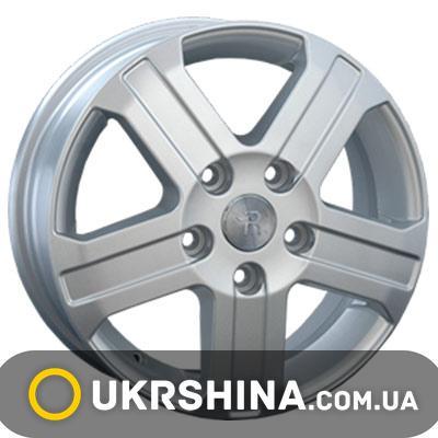 Литые диски Replay Citroen (CI34) W6.5 R16 PCD5x130 ET68 DIA78.1 silver