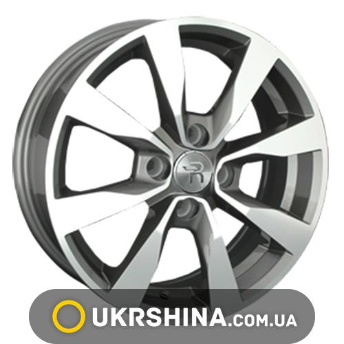 Литые диски Replay Chevrolet (GN86) W6 R15 PCD4x100 ET39 DIA56.6 GMF