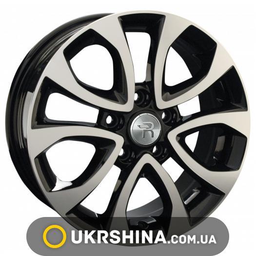 Литые диски Replay Honda (H51) W6.5 R16 PCD5x114.3 ET45 DIA64.1 BKF
