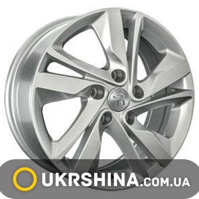 Литые диски Replay Hyundai (HND157) W6.5 R16 PCD5x114.3 ET45 DIA67.1 silver