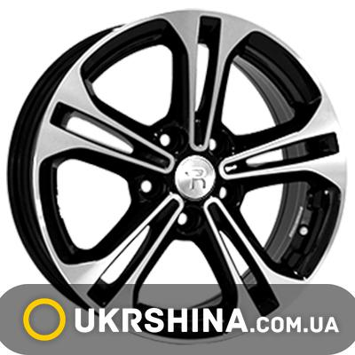 Литые диски Replay Hyundai (HND168) W6.5 R16 PCD5x114.3 ET43 DIA67.1 BKF