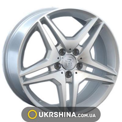Литые диски Replay Mercedes (MR96) W8.5 R18 PCD5x112 ET34.5 DIA66.6 SF