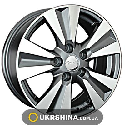 Литые диски Replay Nissan (NS137) W6.5 R16 PCD5x114.3 ET40 DIA66.1 GMF