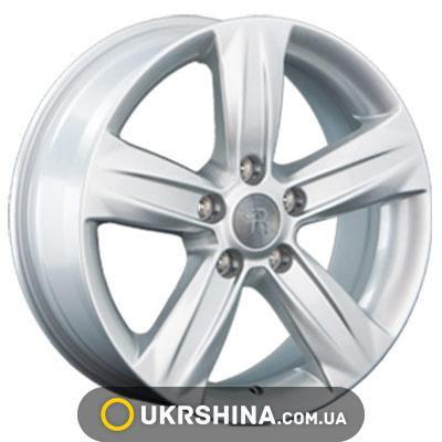 Литые диски Replay Opel (OPL11) W6 R15 PCD5x105 ET39 DIA56.6 silver