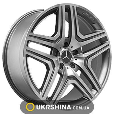 Литые диски Replica Mercedes (MR975) W10 R21 PCD5x130 ET50 DIA84.1 GMF