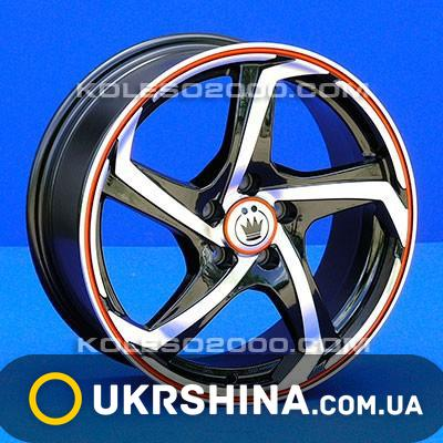 Литые диски Konig SH01 GBFPR W6.5 R15 PCD5x100 ET35 DIA73.1