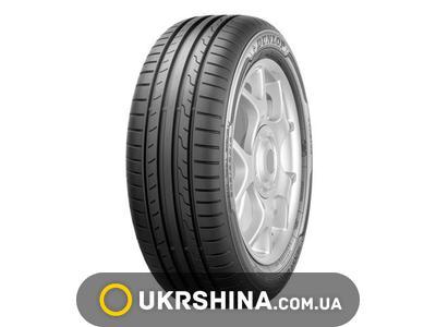 Летние шины Dunlop Sport BluResponce