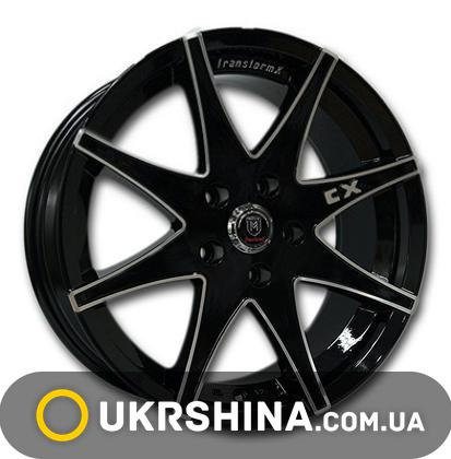 Литые диски Marcello TF-CX W6.5 R16 PCD5x114.3 ET38 DIA67.1 AM/B