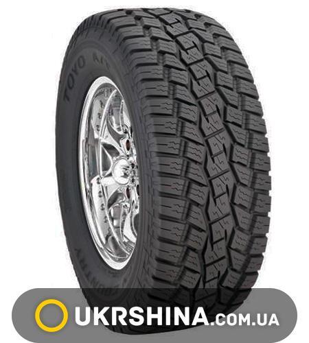 Всесезонные шины Toyo Open Country A/T 275/70 R18 125/123S