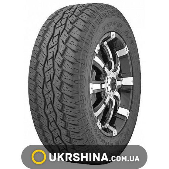Всесезонные шины Toyo Open Country A/T Plus 285/50 R20 116T XL