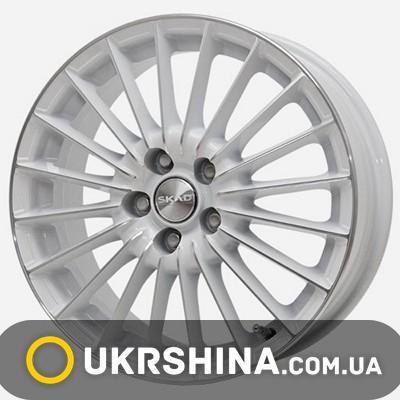 Литые диски Скад Веритас W5.5 R13 PCD4x98 ET35 DIA58.6 селена