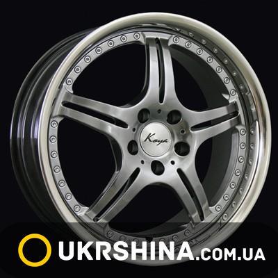Литые диски Koya Victoria W8 R18 PCD5x114.3 ET38 DIA73.1