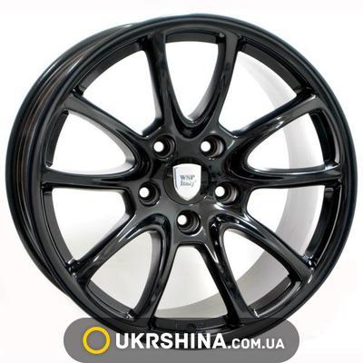 Литые диски WSP Italy Porsche (W1052) Corsair W12 R19 PCD5x130 ET51 DIA71.6 glossy black