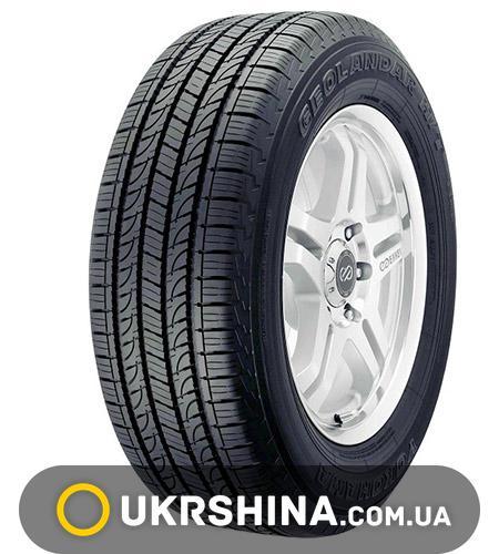 Всесезонные шины Yokohama Geolandar H/T G056 285/60 R18 116H